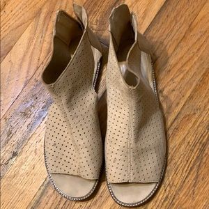 GIANNI BINI sandals sz8